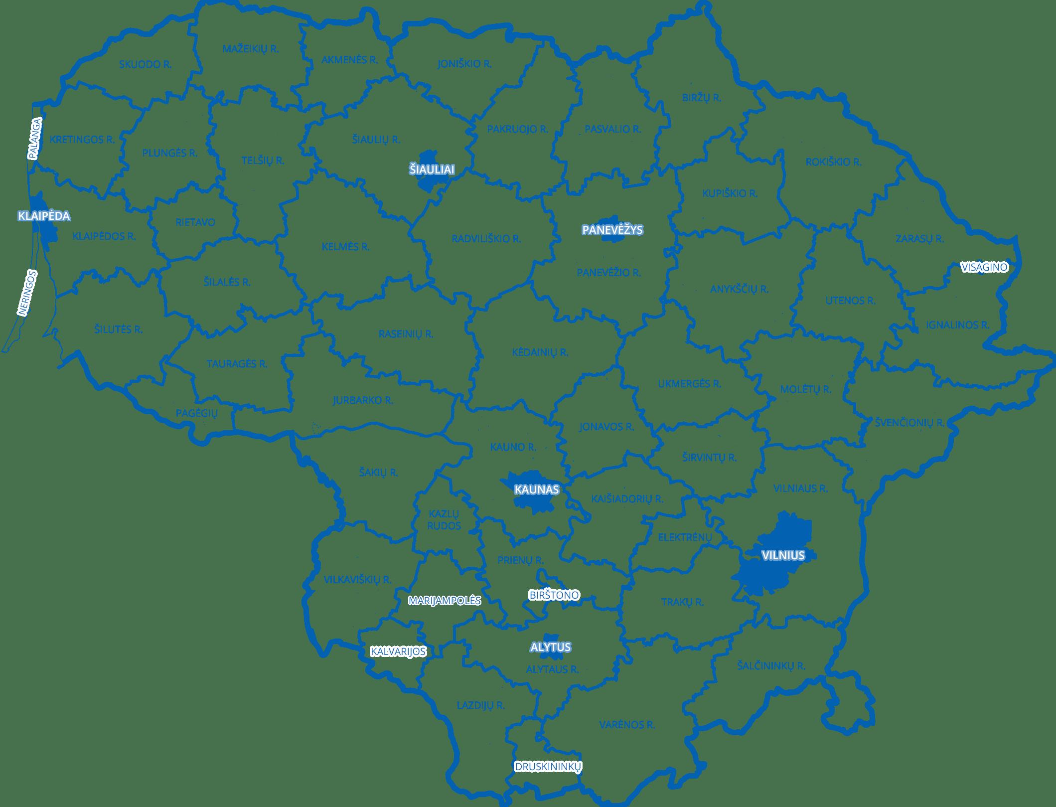 Lietuvos savivaldybių indeksas