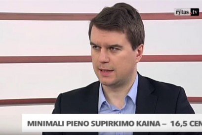 zilvinas lrytasTV