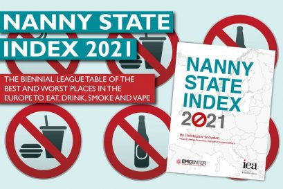 Nanny state index