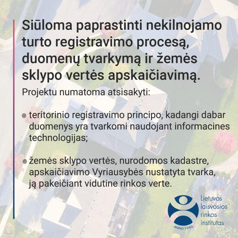 NT registravimo pakeitimas